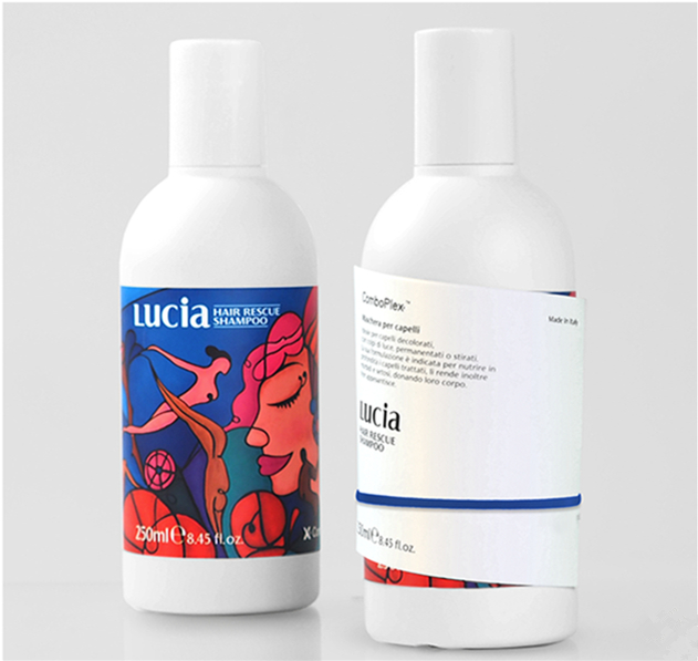 Hair Restoration with Shampoo 2 in1